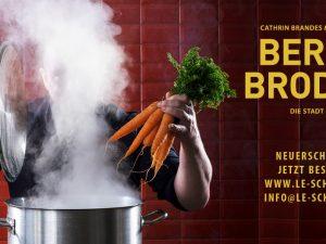 Berlin brodelt! Das neue Kochbuch ist erschienen!